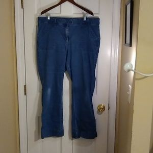 Ellos Size 20 Wide Leg Jean